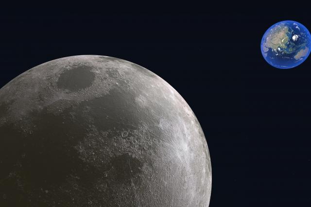 地球と月の共通重心